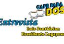 CAFÉ PARA DOS: Entrevista a Luis Santidrián, presidente de Legaynes