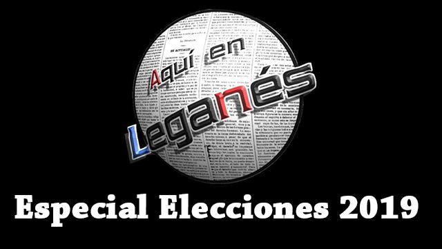 Aquí en Leganés: Especial Elecciones