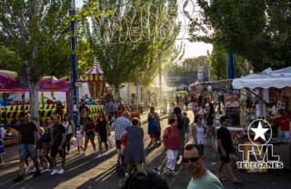 Encuesta sobre las fiestas de Leganés 2019