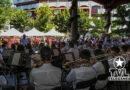 Concierto de las Banda Sinfónica en las fiesas de Leganés 2019