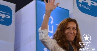 La excandidata del PP a la Alcaldía de Leganés María Eugenia Carballedo será la nueva consejera de Presidencia