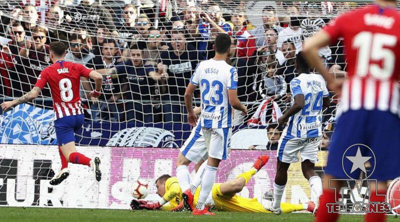 El C.D. Leganés quiere seguir invicto ante el Atlético de Madrid en Butarque