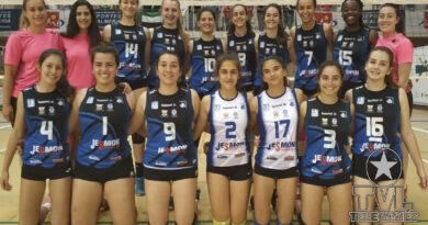 Los calendarios femeninos del Club Voleibol Leganés ya están disponibles
