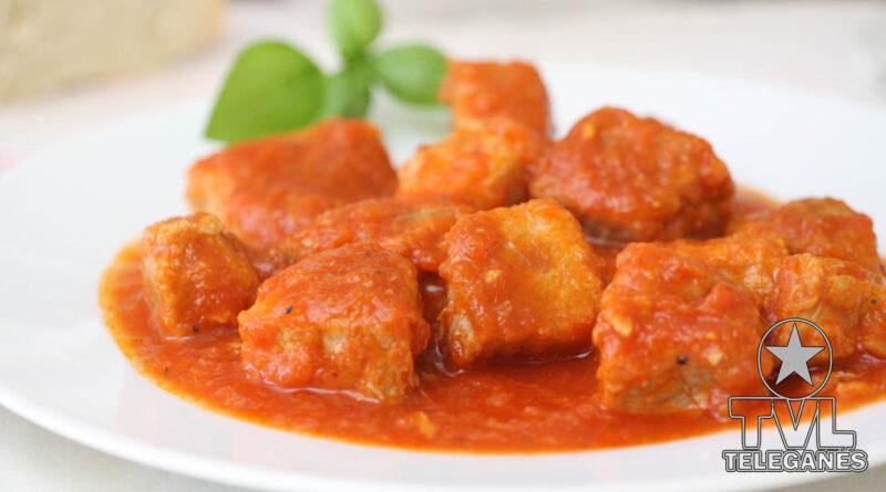 Receta de la Semana: Magro con tomate