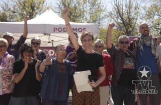 Unidas Podemos critica que el PSOE y Más Madrid-Leganemos entregue las gerencias de las empresas públicas a C's.
