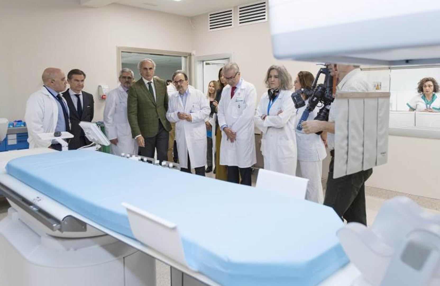 El Hospital Severo Ochoa ya es centro de captación de personas que quieren donar médula ósea.
