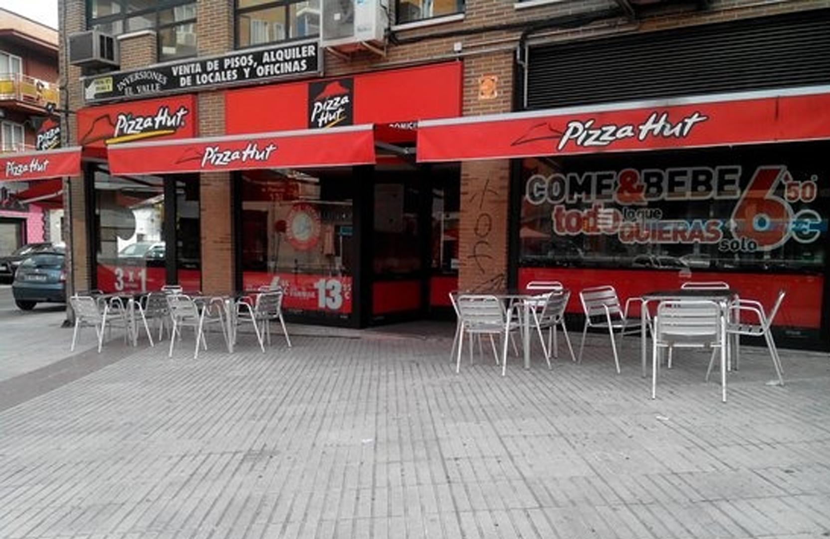 Pizza Hut vuelve a Leganés
