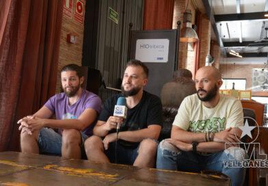 ReyLobo presenta en Teleganés su nuevo disco