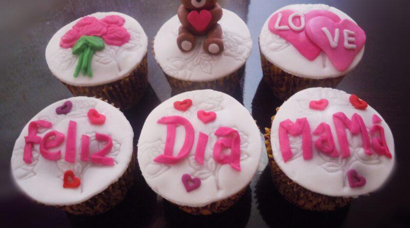Postre de la semana: Cupcakes para el Día de la Madre