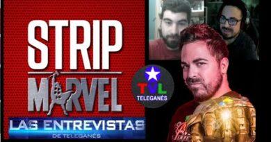 Entrevista a Dani Lagi. Creador de Strip Marvel. Presentando su nuevo Show: CÓMO CONOCÍ A VUESTRA MARVEL: EL SHOW