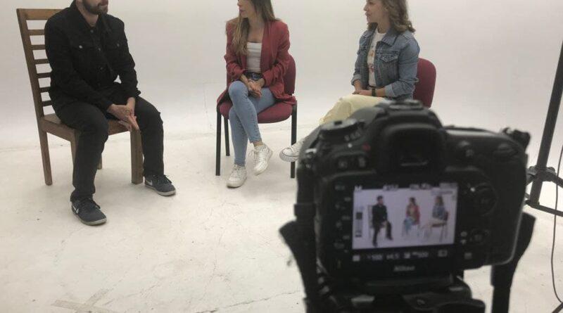 Entrevista a Maya y Cuki, a ritmo de zumba