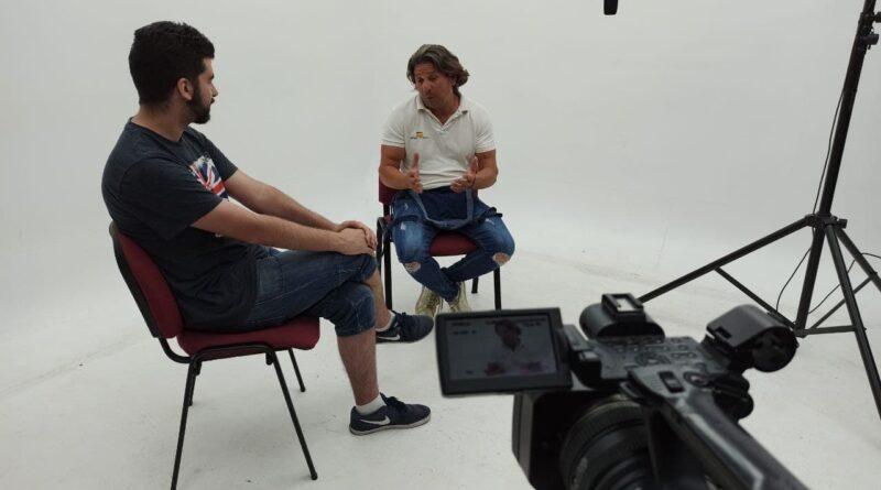 Entrevista a Juan Carlos Tellez, director del Centro Hipico la Princesa