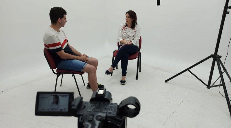 Entrevista a Ana Belén Ampuero del Grupo de Coros y Danzas Villa de Leganés.