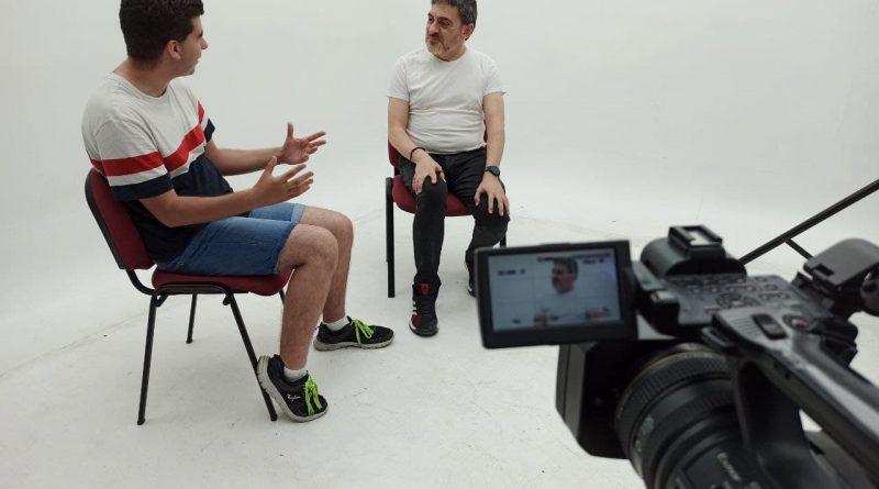 Entrevista al actor Coan Gómez que da vida a Don Juan de Austria en las Visitas Teatralizadas de Leganés