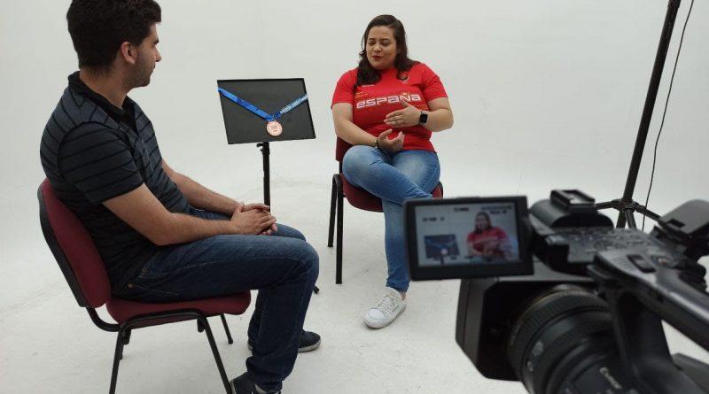 Entrevista a Evadne Huecas, medalla de bronce en el europeo de Sambo 2021.