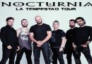 Nocturnia presenta oficialmente a Kike Fuentes como nuevo cantante