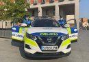 El Ayuntamiento presenta 4 nuevos vehículos de Policía