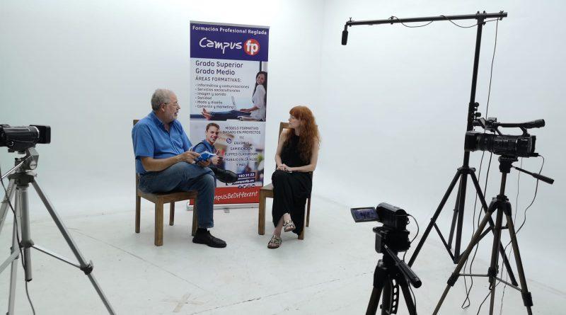 Entrevista a Vanessa de Haro coordinadora de contenidos de Campus FP