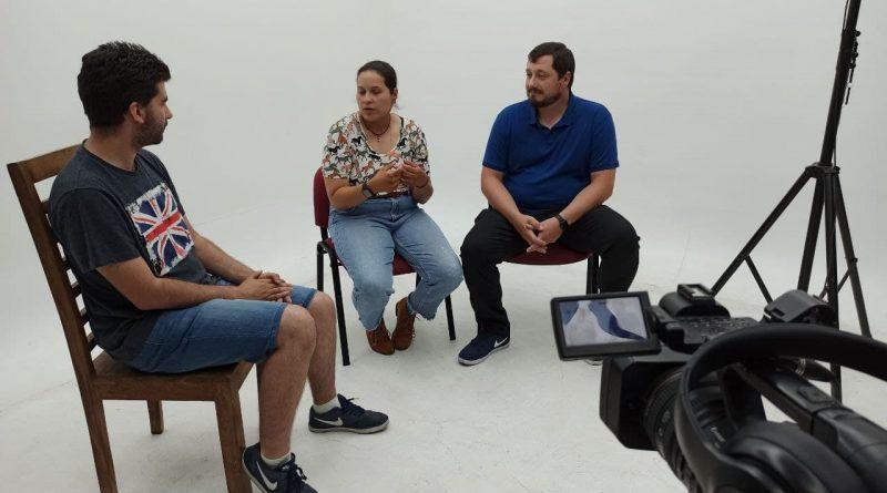 Entrevista a Yeye García y Luca Zammarini de la asociación Arrenatura.