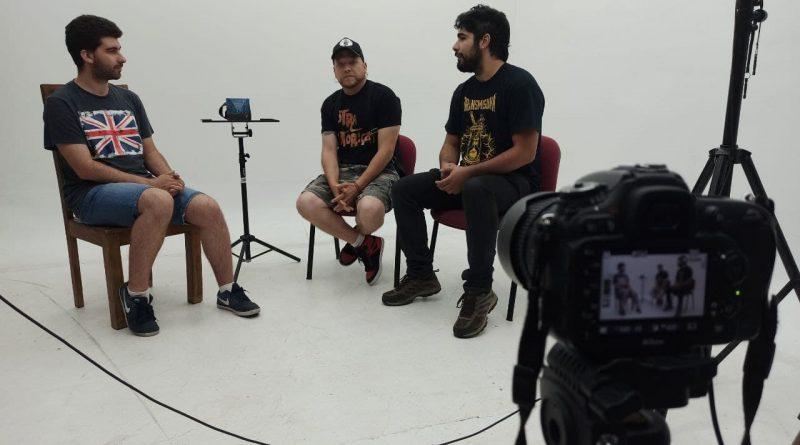 Entrevista a Willy y Jesús del grupo punk TRANSMISIÓN N.