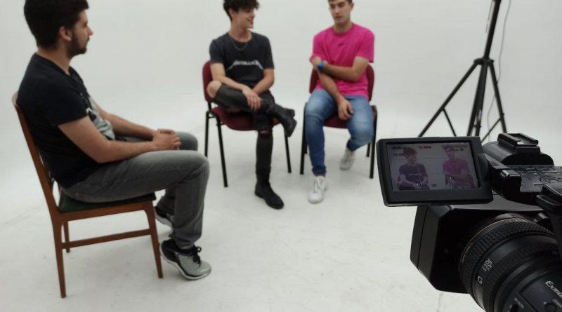 Entrevista a Danto (voz, guitarra) y Rubén (bajo), miembros del grupo de pop-rock OSIRIS.