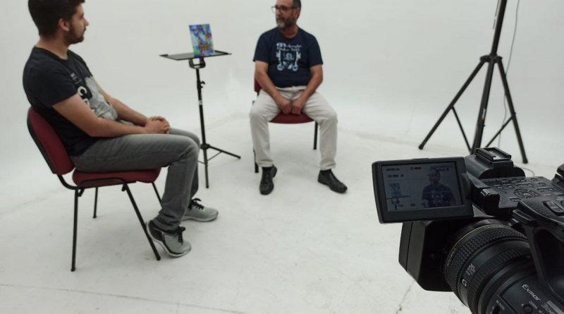 Entrevista a Rafa Dedi, actor y escritor.
