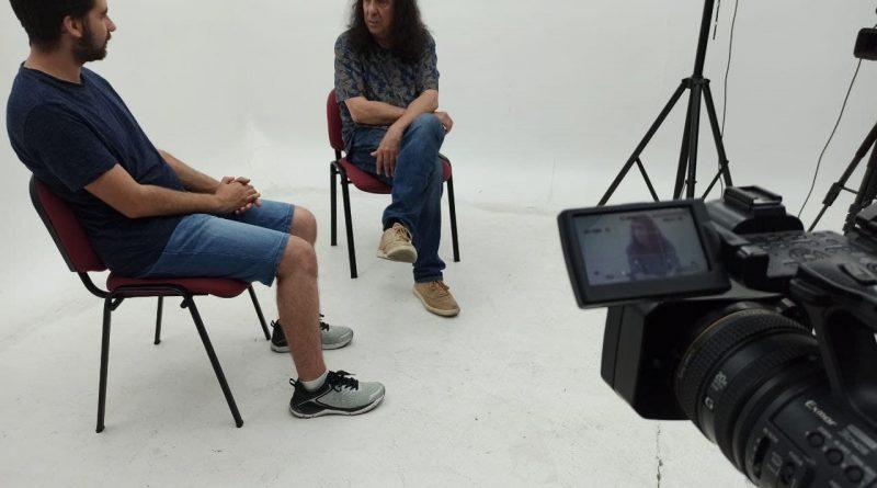 Entrevista al artista plástico Óscar Méndez Lobo.