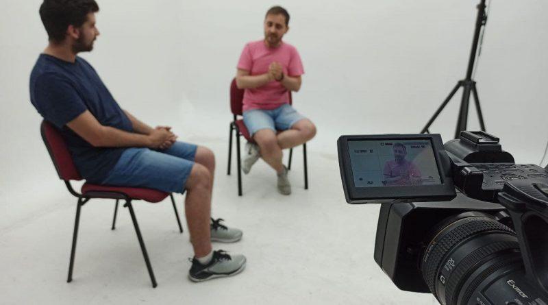 Entrevista al actor de doblaje Rodri Martín.