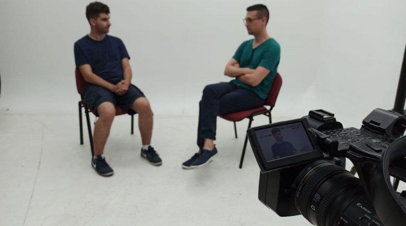 Entrevista al artista plástico David Vimar.