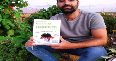 Planeta Huerta publica su primer libro sobre cuidado del huerto