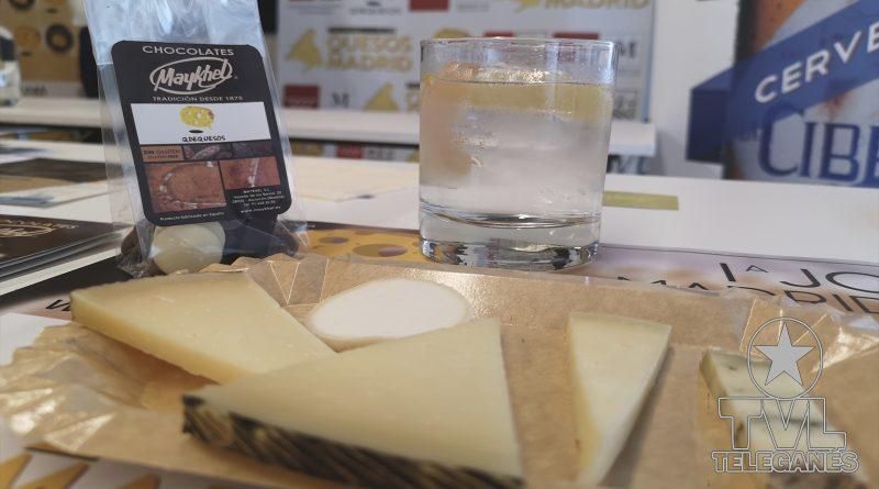 TeleSur estuvo en la presentación de los mejores quesos de Madrid