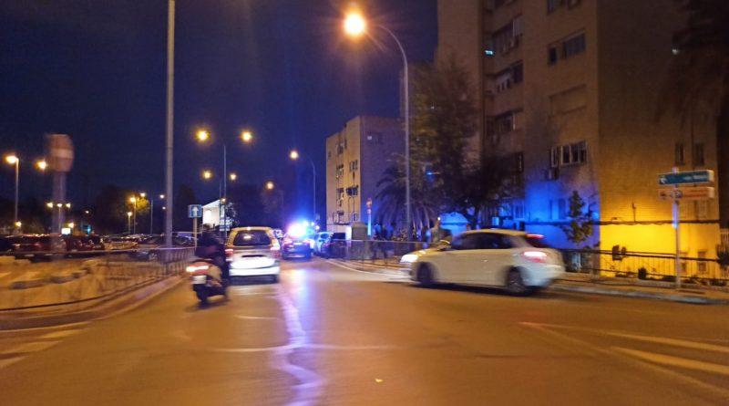Nuevo incidente en la Avenida de la Mancha dirección Madrid.