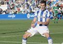 Lazar Randjelovic marcó su primer gol con la elástica blanquiazul