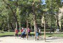 Regresa el programa municipal de 'Puntos Activos' con entrenamientos gratuitos dirigidos por profesores titulados en 4 parques de Leganés